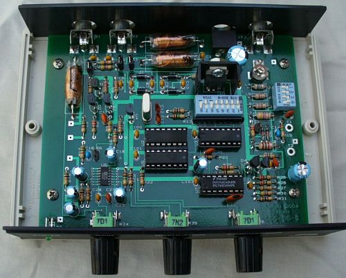 AMT3000 interior circuit board picture