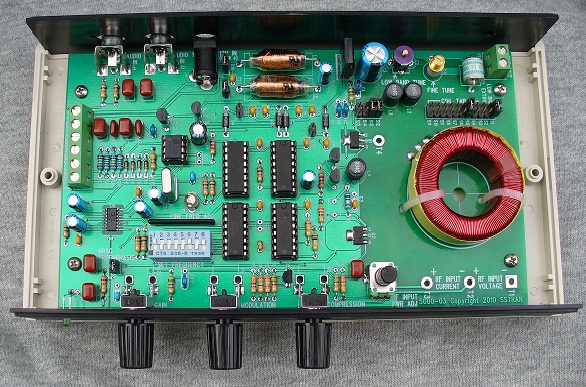 AMT5000 interior circurt board picture